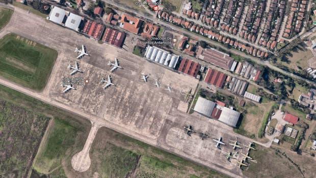 Aeropuerto del Palomar
