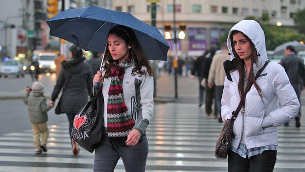 Se esperan lluvias para hoy y mañana