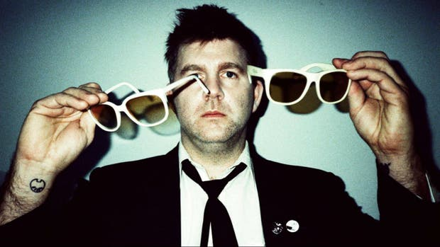 James Murphy, líder de LCD Soundsystem