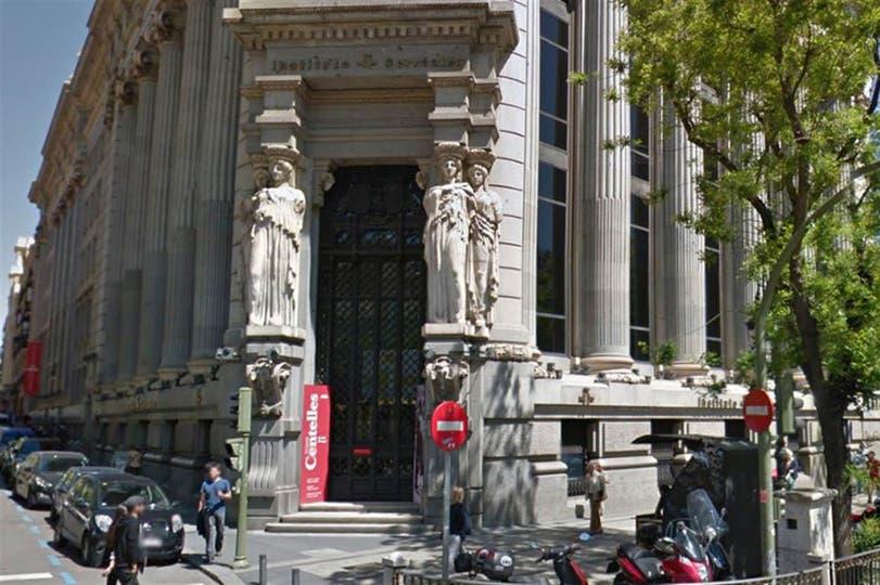 """Los textos de """"Don Ata"""" fueron depositados en una de las cajas fuertesInstituto Cervantes en Madrid"""