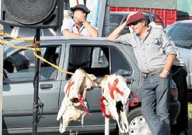 En Azul, los ruralistas responsabilizaron a Néstor Kirchner por el conflicto