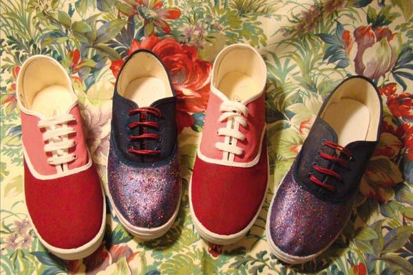 Zapatillas (desde $150).