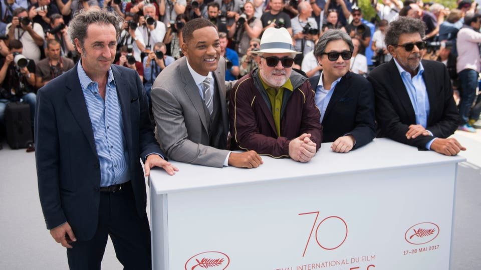 Festival de Cannes. Foto: AP
