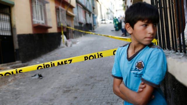 Más de la mitad de los muertos en el ataque a una boda en Turquía eran nenes