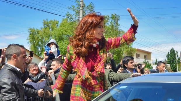 La foto que publicó la presidenta Cristina Kirchner en las redes sociales