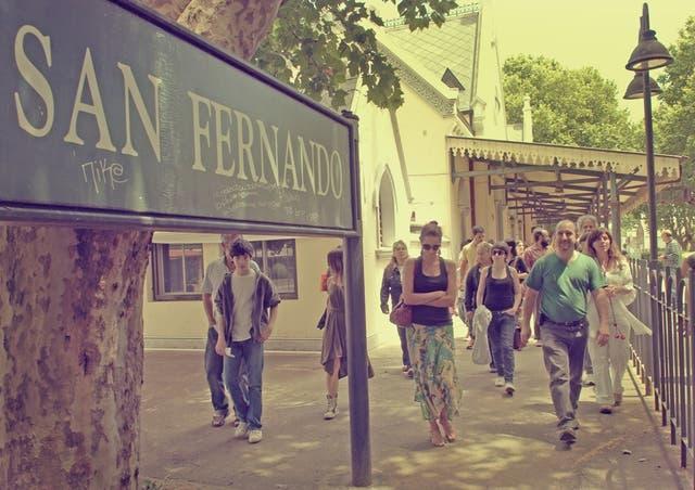 San Fernando, uno de los mercados estables que integran el proyecto Sabe La Tierra