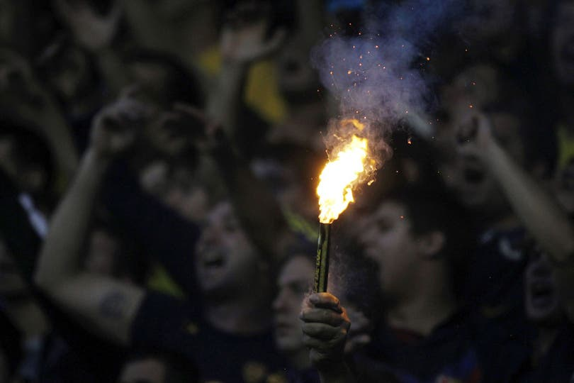 El último que apague la luz. Foto: AFP