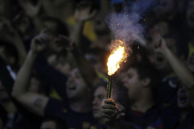 El último que apague la luz.  Foto:AFP