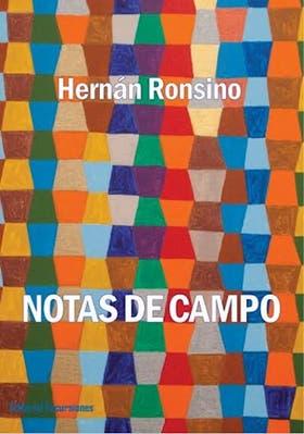 """""""Notas de campo"""", de Hernán Ronsino"""