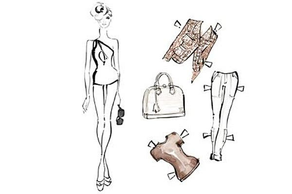 ¿Qué look te gusta más?. Foto: Louisvuitton.com