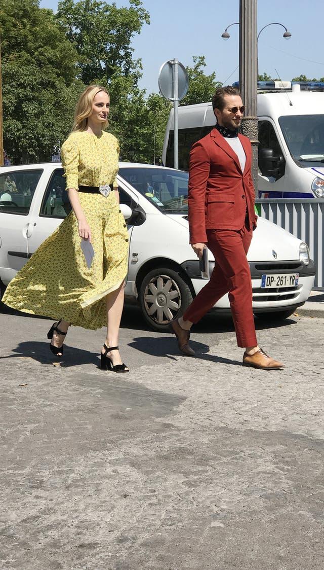 Los mejores estilos de las calles de París, en la semana de la Alta Costura