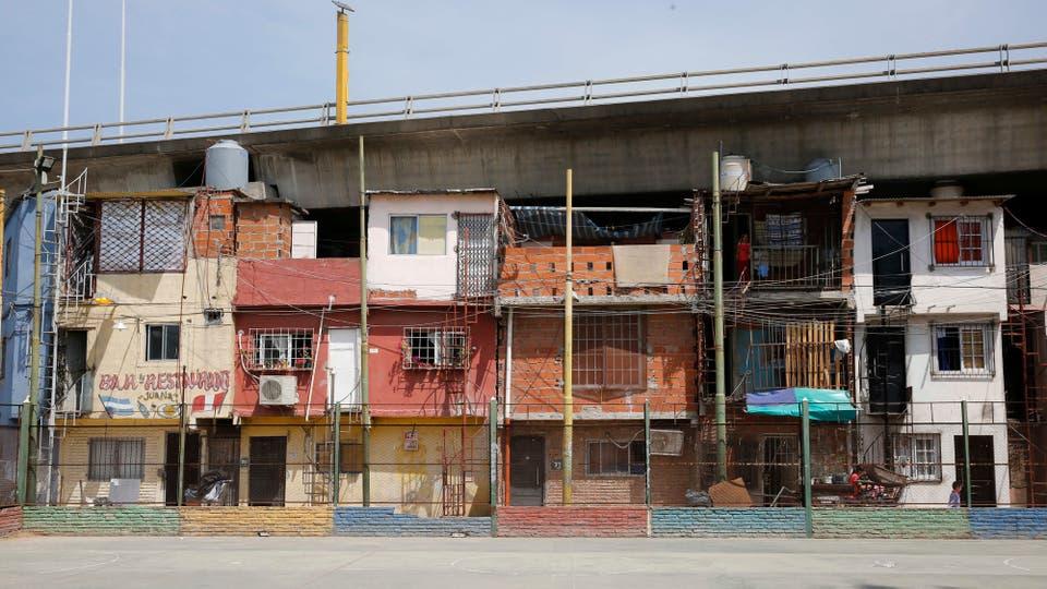 La 31 es una de las villas que será urbanizada. Foto: Archivo / Ricardo Pristupluk /LA NACION