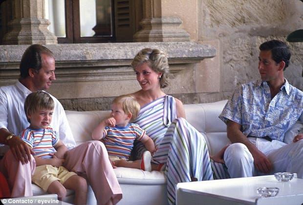 En Mallorca, una espléndida Diana