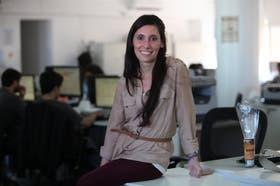 Commmunity manager: Sofía Peláez, de Dridco (Zonajobs, Demotores y Zonaprop)