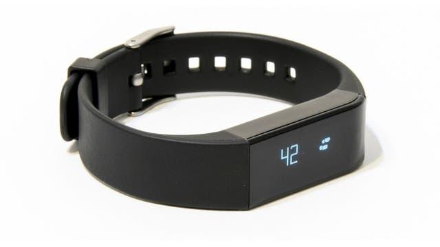 La PCBox Lance tiene una pantalla que muestra el progreso en la actividad física