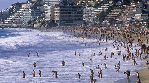 Reñaca, Chile: los sunset que realizan los argentinos generaron quejas y preocupación por la toma de alcohol