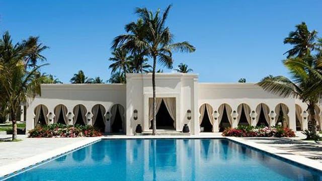 Baraza Resort & Spa, en Bwejuu, Zanzibar