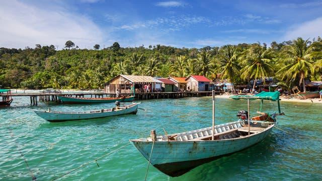 Kep, Camboya