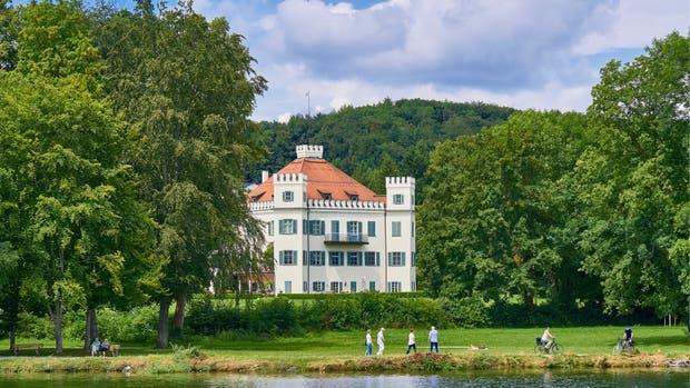 A orillas del lago Starnberg