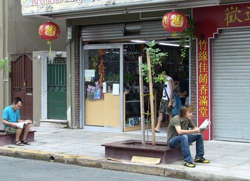 Este colorido rincón de Belgrano ofrece un gran abanico de la cultura oriental, que va desde la cocina tradicional hasta la religión y el manga. Foto: LA NACION / Julio Céliz