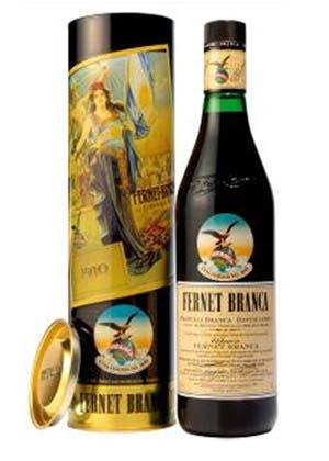 Una edición limitada de Branca para festejar los 200 años de la Revolución de Mayo.