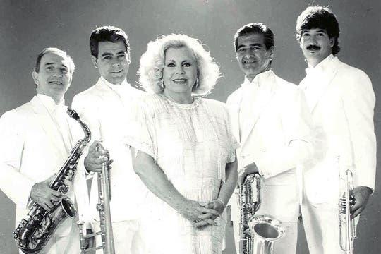 Raval brilló y enamoró desde Los Cinco Latinos. Foto: Archivo