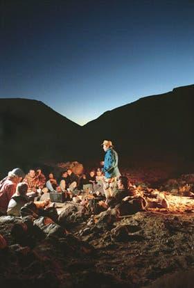 Cruce de Los Andes. Una de las propuestas para este verano; es posible realizar la travesía a caballo o en mountain bike
