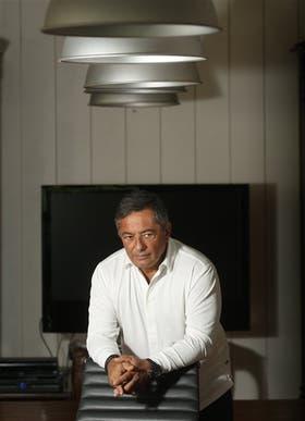 Ernesto Savaglio, presidente de Savaglio Studio