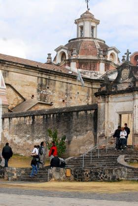 En Alta Gracia, visitas a la estancia jesuítica