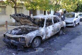 En cinco meses fueron quemados 111 vehículos en Santa Fe