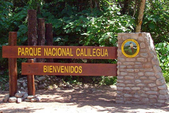 Entrada al Parque Nacional Calilegua. Foto: Parque Nacional Calilegua