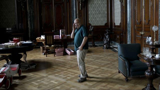 En la sala Evita, que se mantendrá. Foto: LA NACION / Santiago Filipuzzi
