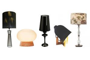 Lámparas de mesa: 8 diseños para tu casa
