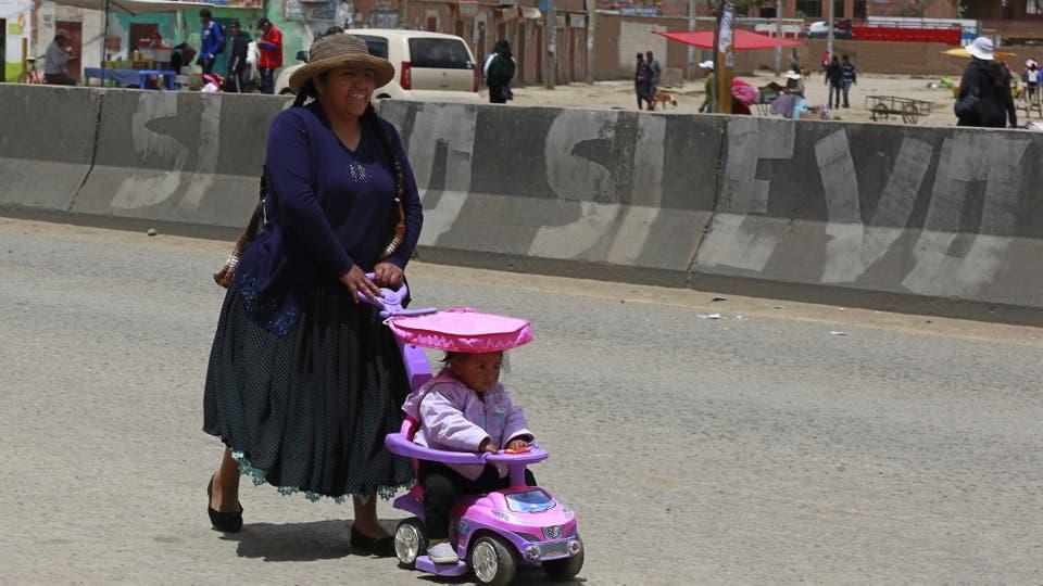 Los bolivianos votaron en el referéndum que define el futuro político de Evo Morales. Foto: Reuters
