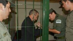 Jaime y Lázaro Báez, los presos K que ya votaron en Ezeiza