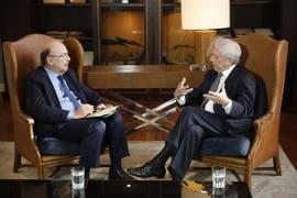 Entrevista completa a Mario Vargas Llosa