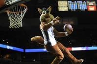 Nostalgia en San Antonio Spurs: la mascota oficial se retira por una artritis