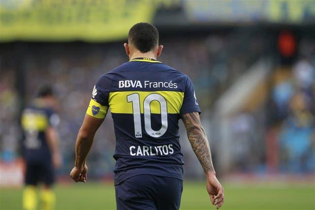 Carlos Tevez fue expulsado el domingo ante Belgrano