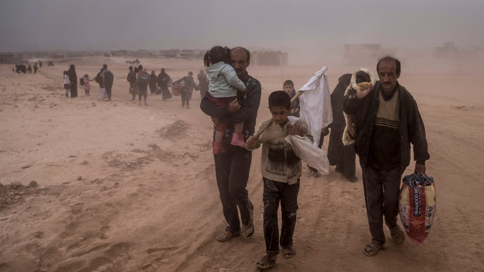 La guerra química contra los civiles, otra táctica letal de Estado Islámico en Siria e Irak The New York Times