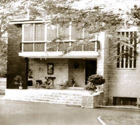 La ex residencia de Juan Perón es hoy un complejo custodiado por vigilancia privada