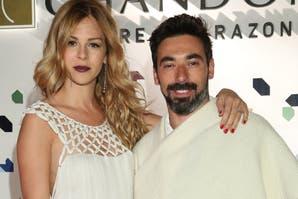 Ohlaleando: mirá lo que se pusieron Yanina Screpante y Pocho Lavezzi