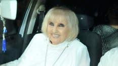 Goldie, la hermana de Mirtha Legrand