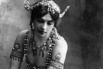Los trucos de belleza de Mata Hari