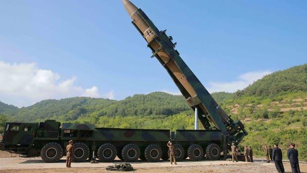 Corea y un misil que no fue