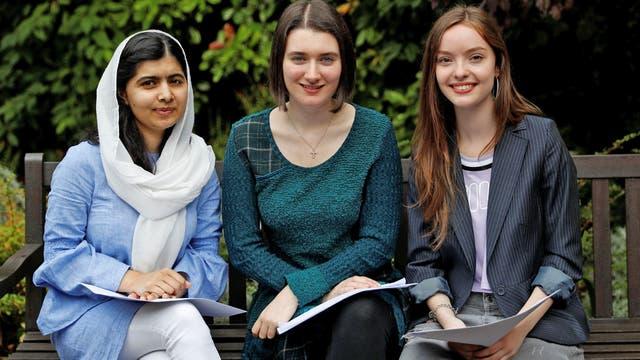 Malala Yousafzai anuncia su ingreso a la Universidad de Oxford