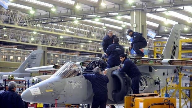 La fábrica de aviones que fue orgullo del país volvió a exportar después de 25 años