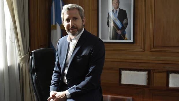 Rogelio Frigerio adelantó que el presidente Mauricio Macri presentará el lunes un plan de