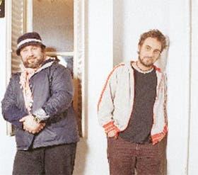Flavio Cianciarulo y Vicentico, listos para la vuelta juntos