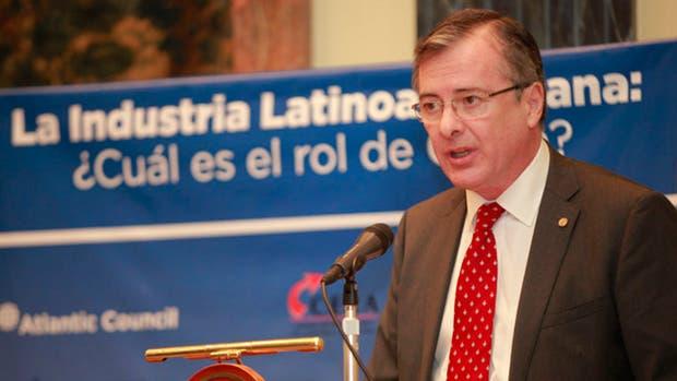 Kaufmann, ayer, durante el encuentro