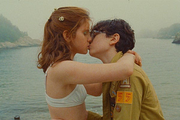 Moonrise Kingdom, de 2012.